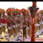 """भारतीय तिब्बत सीमा पुलिस बल रिक्रूट ट्रेनिंग सेंटर में 171 नवसैनिकों ने पासिंग आउट परेड दीक्षांत एवं शपथ ग्रहण समारोह में भाग लिया आईजी दुहन ने """"देश सेवा करने की दिलाई"""" शपथ"""